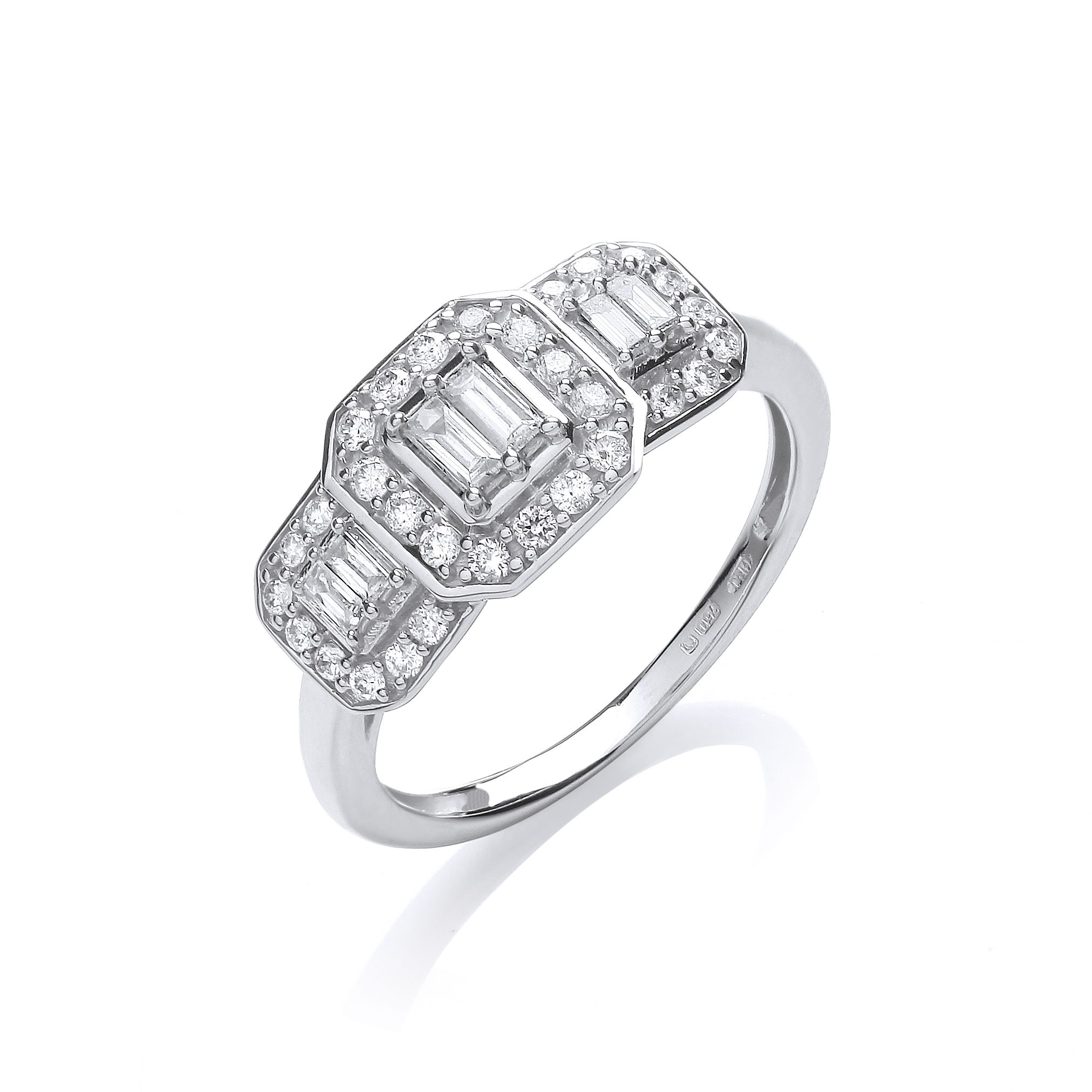 platinum nottingham rings engagement diamond gia bespoke and g brilliant codd in carolyn modern products fine jewellers trilogy ring certified round