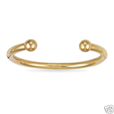 the bangle gold link bracelet front frog thick product bangles great