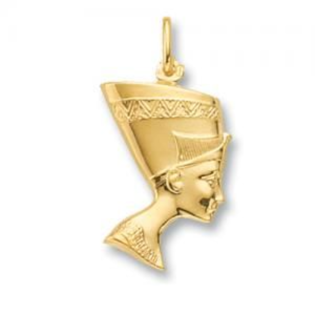 pendant shot inch approx cast curb large asp gun p flat hallmarked fully grams chain gold in