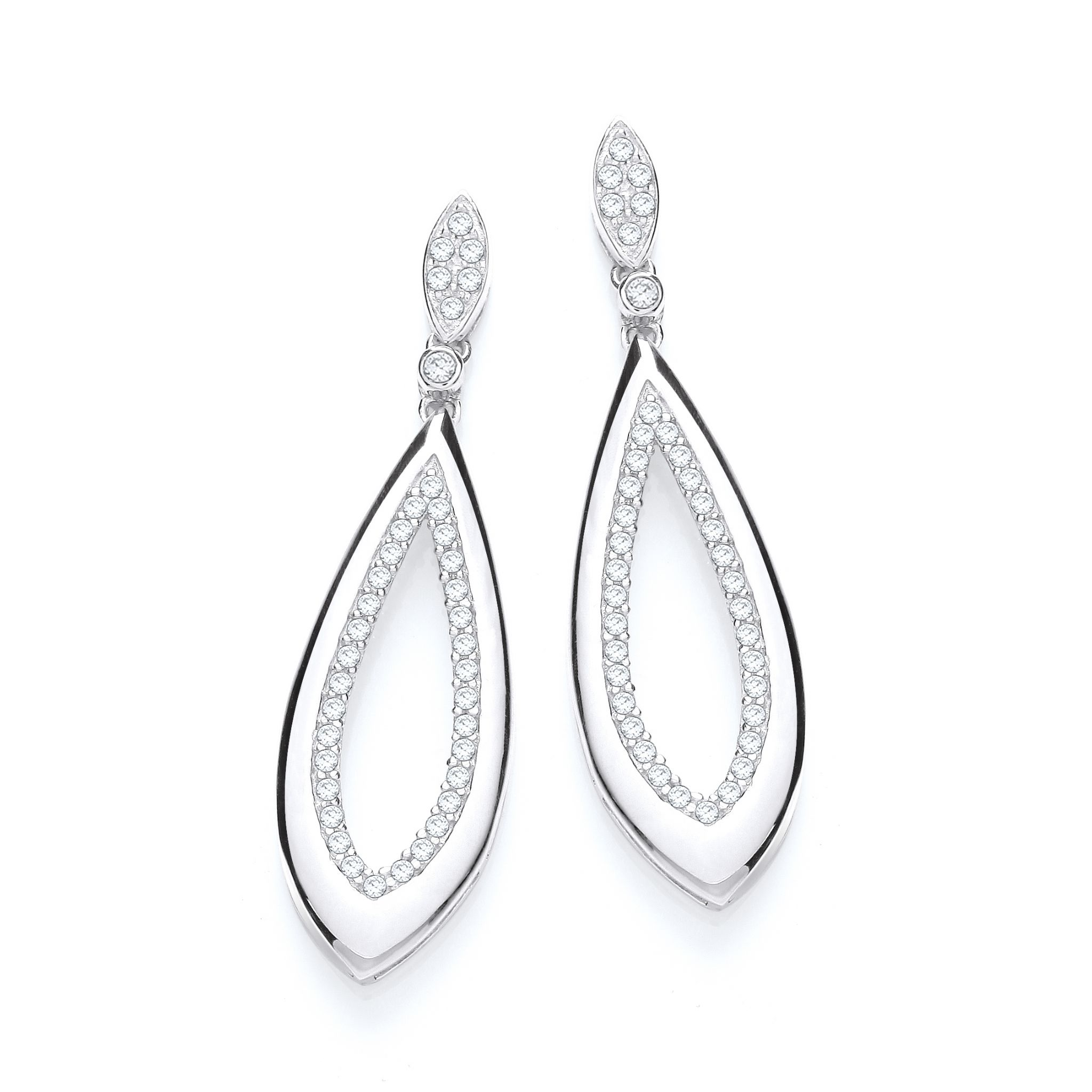 d shaped cubic silver product number webstore sterling samuel stud h earrings zirconia pear