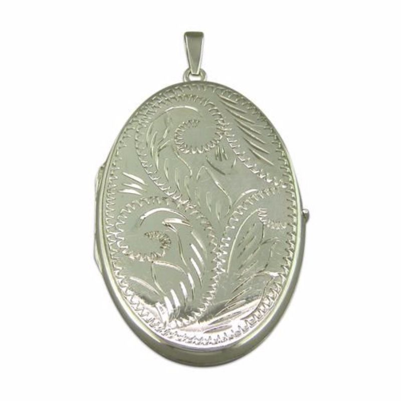 nouveau large view and multi necklaces inspired hand gold engraved jewelry pendants art lockets silver locket sterling jewelryhand